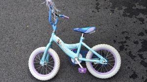 14 inch Elsa girls bike for Sale in Malvern, PA