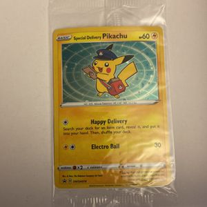 Special Delivery Pikachu for Sale in Fresno, CA