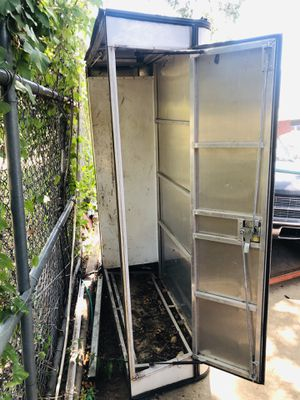 Camper wit storage and windows for Sale in Carrollton, TX