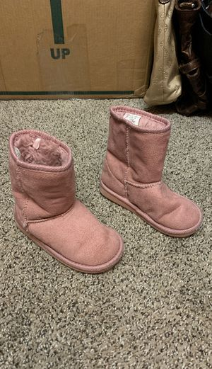 Size 10c girls boots for Sale in Temple, PA