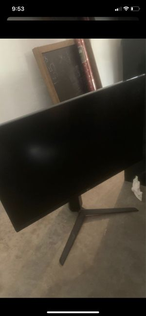 "LG- UltraGear 27"" Gaming Monitor for Sale in Fontana, CA"