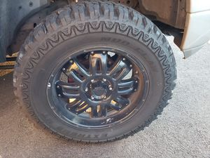 """20"""" Chevy 6lug (Trade only) for Sale in Cheyenne, WY"""