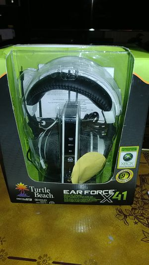 Turtle Beach Ear Force X41 headset for Sale in Akron, OH
