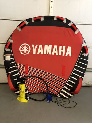"Yamaha/Airhead 60"" tube + pumps for Sale in Norcross, GA"