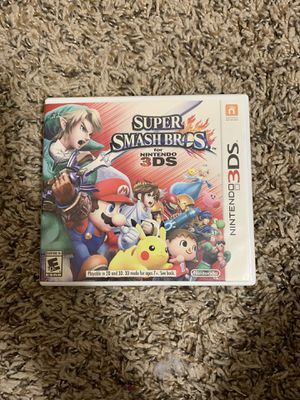 Nintendo 3DS video game haul! 3 games in total! for Sale in Snohomish, WA