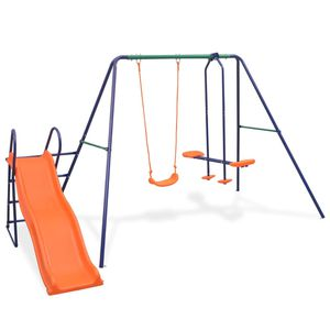 Swing Set with Slide for Sale in San Jose, CA