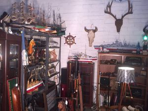 Military, nautical, western items for sale. Prices start around $20 for Sale in San Diego, CA
