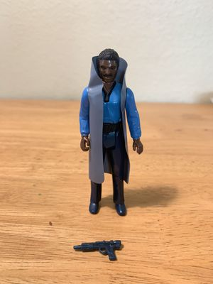 Star Wars Vintage Kenner Lando Calrissean for Sale in Poway, CA