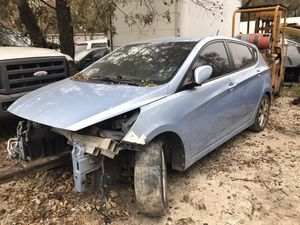 2012 Hyundai Accent parts for Sale in Dallas, TX