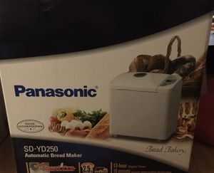 Brand New Panasonic Automated Bread Maker for Sale in Queens, NY