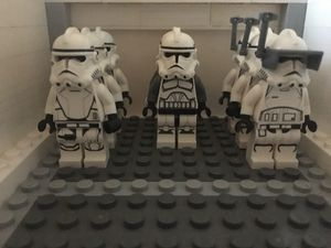 Lego Star Wars episode 3 clones for Sale in Payson, AZ