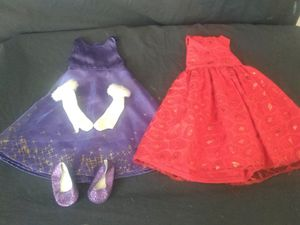 American Girl Doll 9 outfits for Sale in Portland, OR