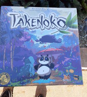 TAKENOKO BOARD GAME for Sale in Oakland, CA