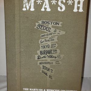 M*A*S*H The Martinis & Medicine Collection Seasons 1-11 for Sale in Joshua, TX