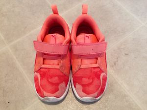 Puma toddler shoes size 9 for Sale in Alexandria, VA