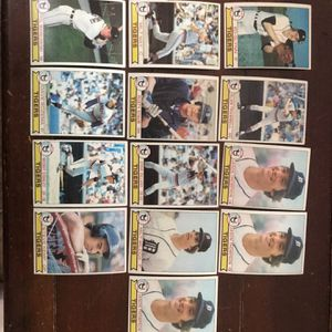 Topps Tigers 1979 Baseball Cards for Sale in St. Charles, IL