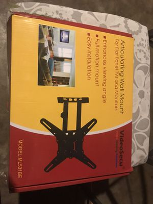 TV wall mount stand for Sale in Rancho Cucamonga, CA