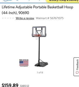 Basketball hoop no glass or net for Sale in Seminole, FL