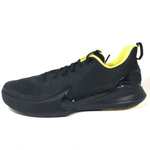 Nike Kobe Mamba Focus US Men's Size 9.5 Black/Yellow AJ5899-001 Basketball Shoes for Sale in Pico Rivera, CA