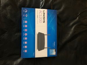 Linksys AC1200 Dual Band-Smart Wifi Router for Sale in Lake Park, NC