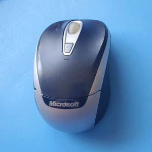 Microsoft Wireless Mobile Mouse 3000 w/ Receiver - Black USED for Sale in Palm Bay, FL