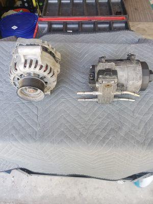 6.0 Powerstroke OEM fuel pump, alternator, & down pipe gasket for Sale in Brandon, FL