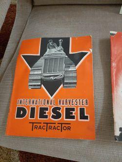 Vintage International Harvester Manual. Misc Manuals for Sale in Portland,  OR