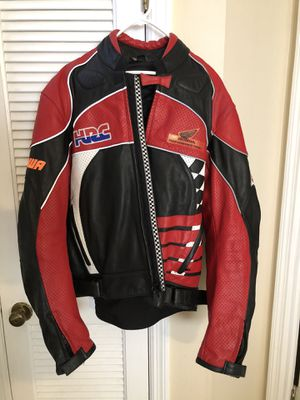 Honda Motorcycle Jacket for Sale in Palm Harbor, FL