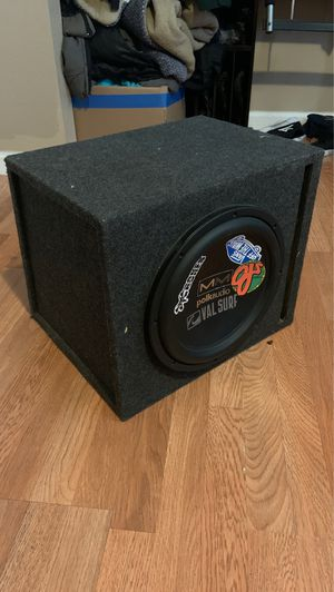 10 inch sub woofer for Sale in Las Vegas, NV