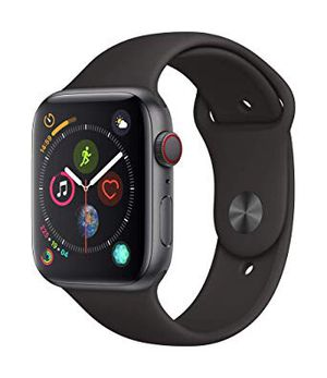 Apple Watch series 4 both WiFi GPS and Cellular 44mm space gray sport for Sale in VA, US