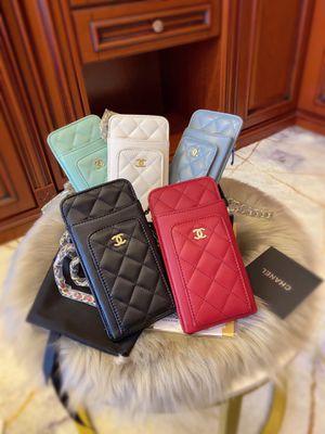 Chanel cellphone wallet for Sale in Longton, KS