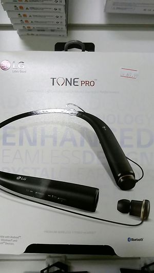 LG Tone Pro only 3 left for Sale in Knoxville, TN