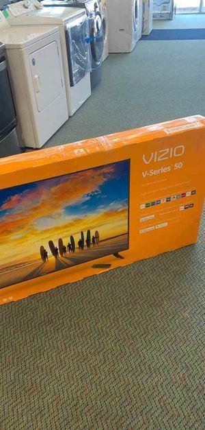 Vizio 4K Smart TV! All new with Warranty! 50 inch TV Television is New ( Open Box) UDJ for Sale in DeSoto, TX