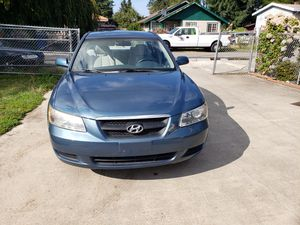 2007 Hyundai Sonata for Sale in Seattle, WA