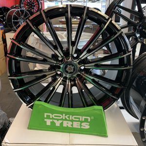 """Lexus Camry Accord 18"""" New 5x114.3 Rims Tires Set for Sale in Hayward, CA"""