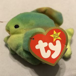 Teanie Beanie Babies Collection - 2 for Sale in Taylors, SC