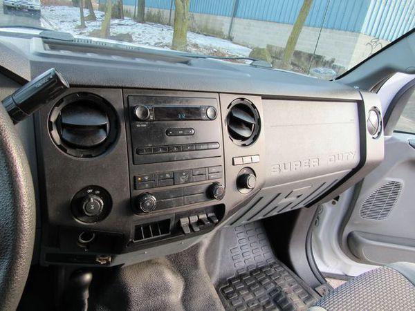 2011 Ford F250 Super Duty Super Cab