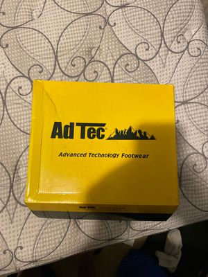Adtec work boots size 10 for Sale in Tacoma, WA