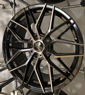 "SUPER DEAL! New 18"" XXV Black Machined Dark Tint 5x4.5 Rims Wheels 18x8 G37 Civic Altima Versa for Sale in Tampa, FL"