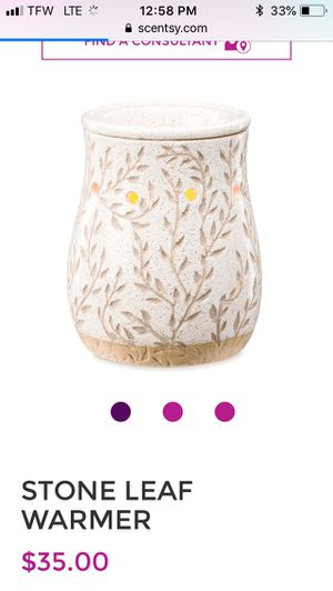 Scentsy warmer for Sale in Grafton, OH