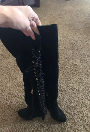 Thigh high boots for Sale in San Marcos, CA