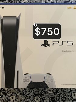 PlayStation 5 PS5 for Sale in Silver Spring,  MD
