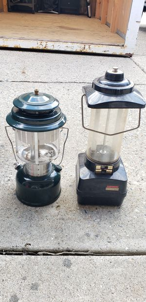 Camping lanterns for Sale in Canton, MI