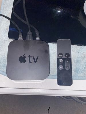 Apple TV 4th generation for Sale in Federal Way, WA