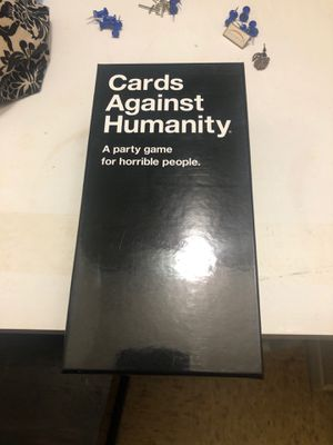 Cards against humanity for Sale in Houston, TX