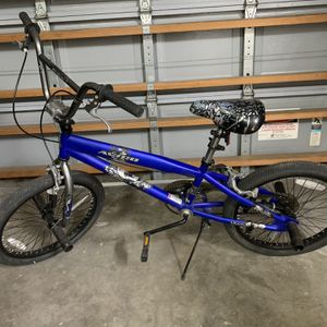 Avigo 20 inch Wraith BMX Bike - Boys Perfect Condition, Bearly Used for Sale in Hollywood, FL