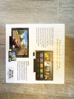 1st GENERATION APPLE TV for Sale in Foster City, CA