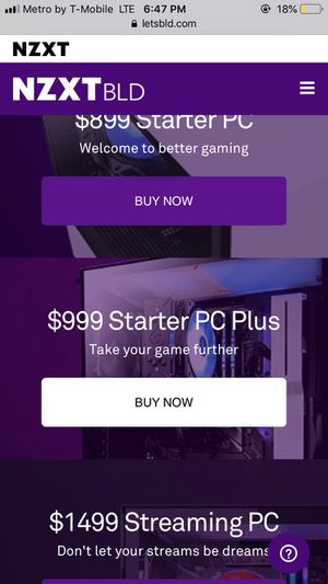 1,500$ starter pc setup for 1,000$ for Sale in Old Hickory, TN
