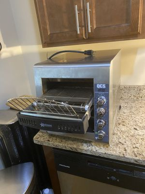 The Star QCS3-950H QCS® conveyor toaster suits high-volume applications, toasting as many as 950 slices every hour. The 3-inch opening Business for Sale in Quincy, MA