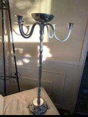 Silver Tall Chandelier for Sale in Chula Vista, CA